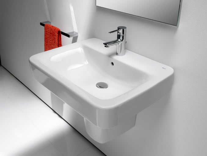 Roca Wc Lavabo.Senso Square Basin Furniture Solutions Collections Roca