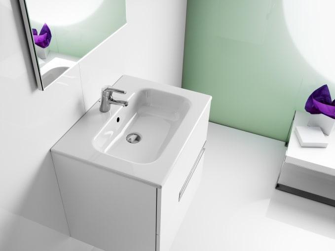 Lavabo Olimpo Roca.Victoria N Basin Furniture Solutions Collections Roca
