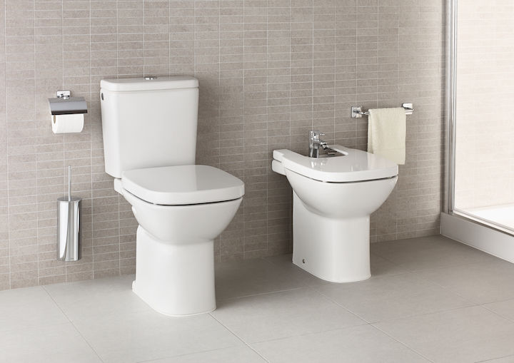 Vitreous China Full Pedestal For Basin Pedestals