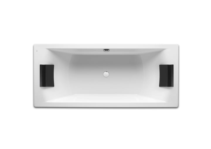 Rectangular acrylic bath
