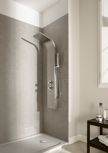 Essential | Showers and columns | Shower solutions