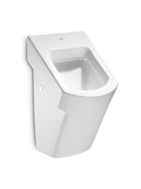 vitreous china urinal without cover and back inlet standard urinals urinals products roca. Black Bedroom Furniture Sets. Home Design Ideas