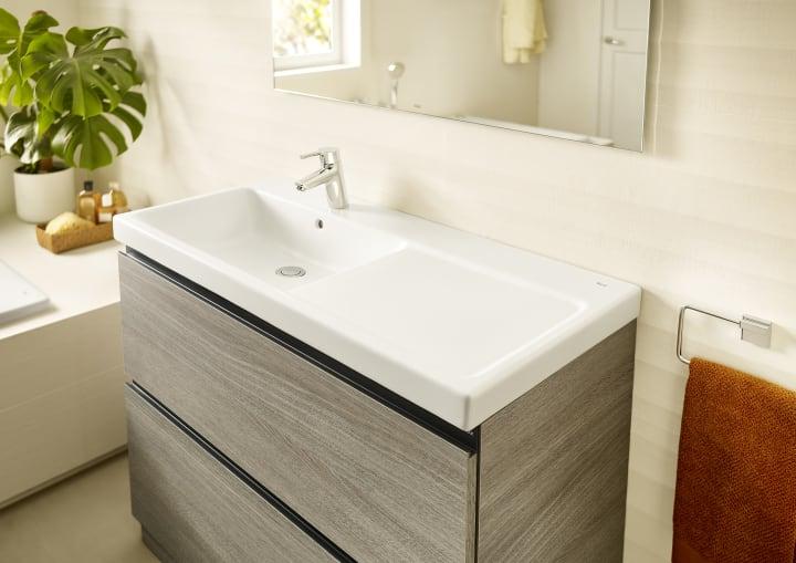 Lavabo Olimpo Roca.Basin Furniture Solutions Collections Roca