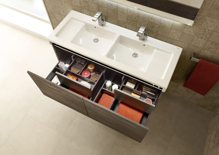 Roca Wc Lavabo.Basin Furniture Solutions Collections Roca