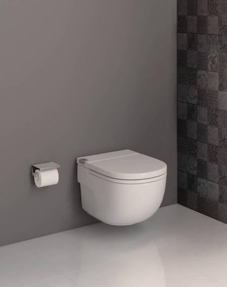 Meridian In-Tank wall-hung toilet