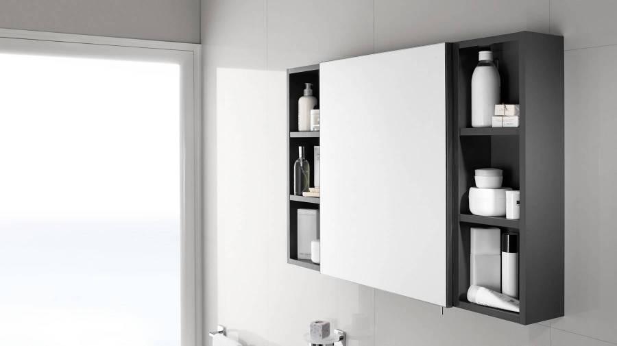 Luna mirror cabinet