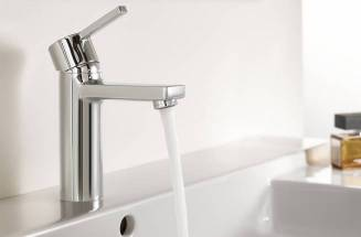 Faucet with Cold Start technology by Roca