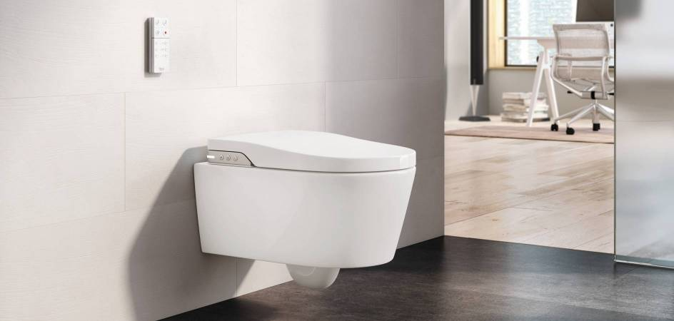 Smart Toilets by Roca