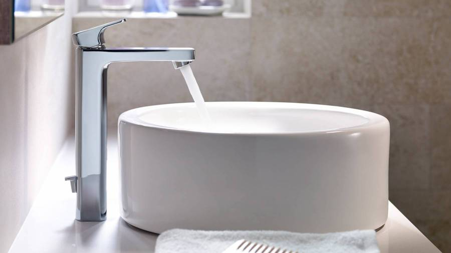 L90 faucet with Cold Start technology