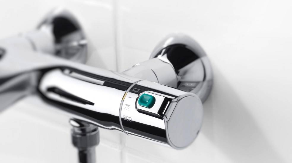 Thermostatic faucet T-1000