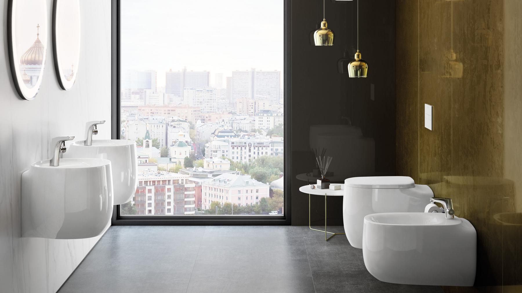 Beyond - modern and innovative bathroom designs | Roca Life