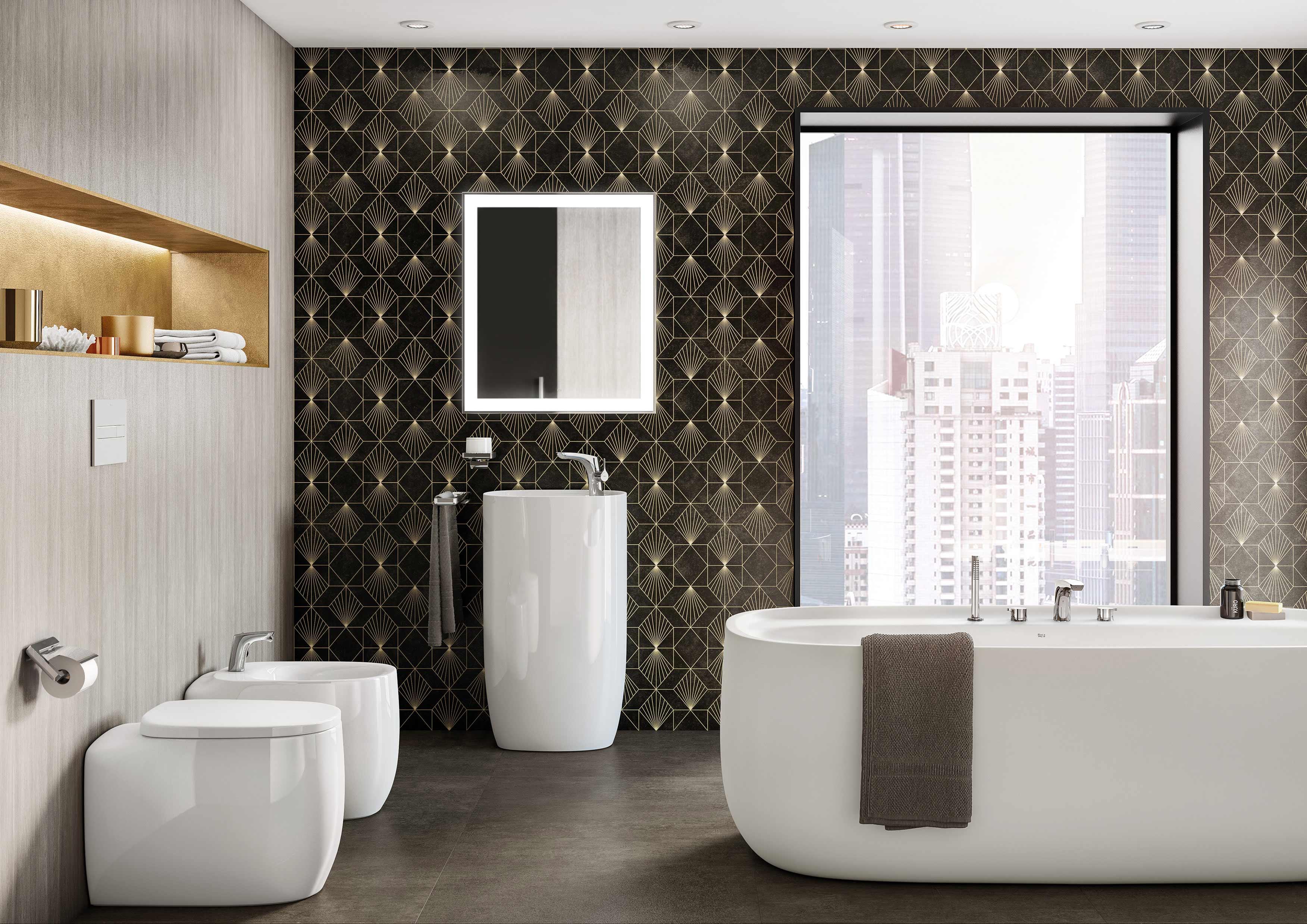 innovative luxury bathroom design ideas   Beyond - modern and innovative bathroom designs   Roca Life