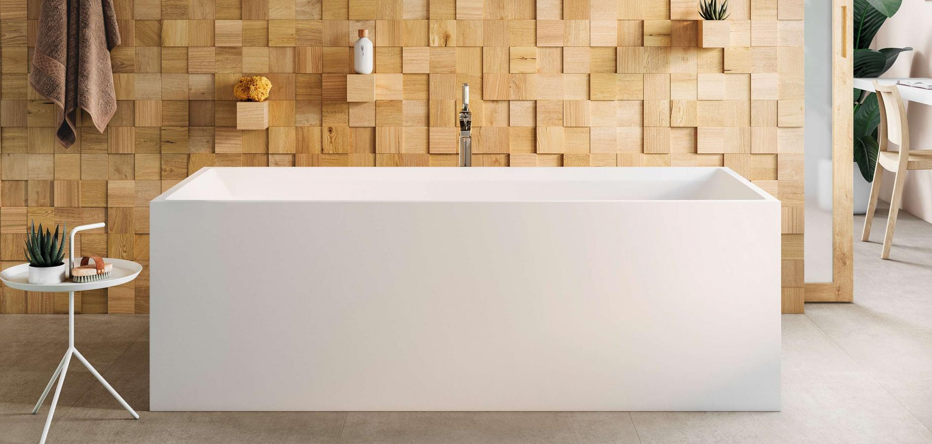 Discover freestanding bathtubs with roca roca life