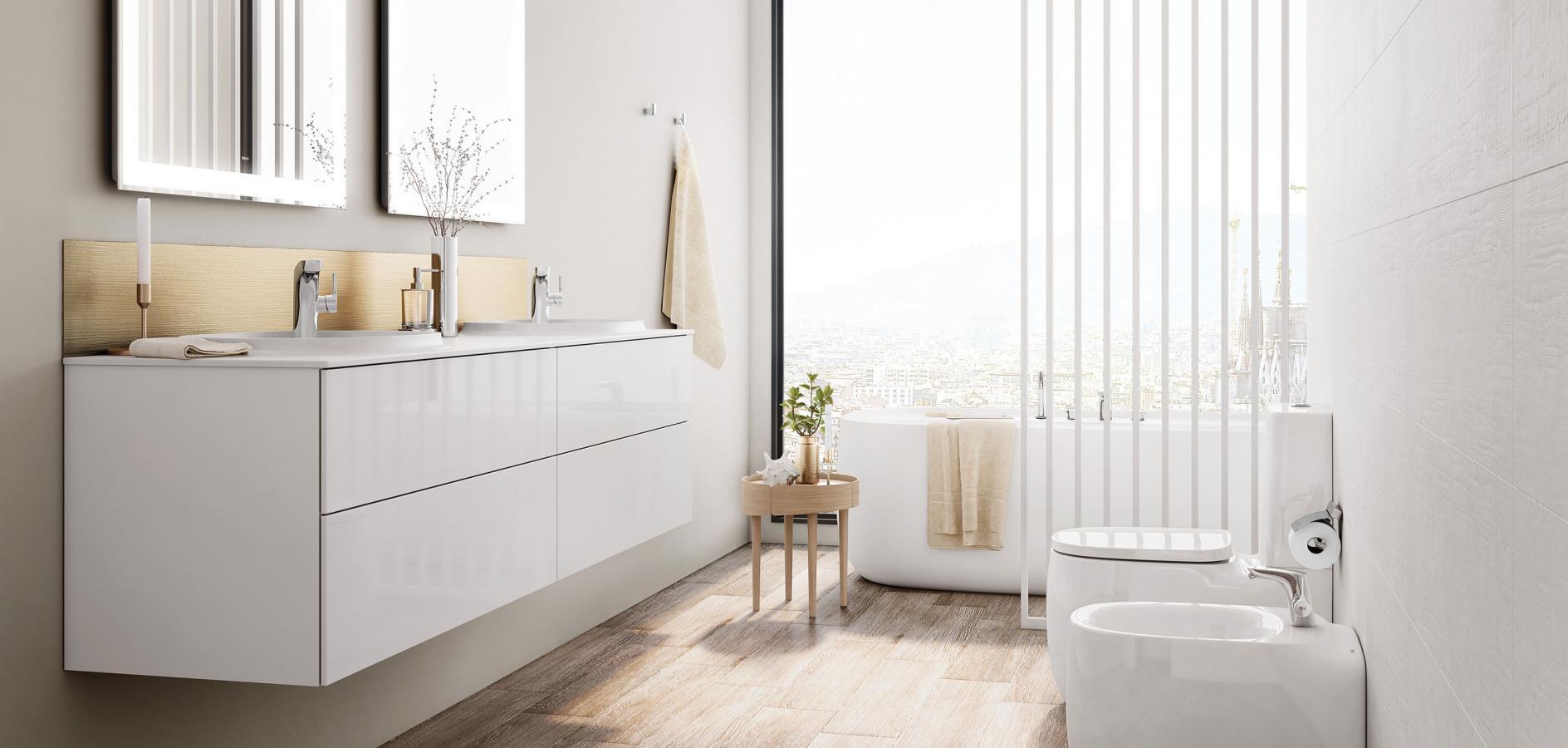Ensuite Bathroom Ideas Unique Designs Roca Life