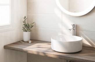 Wooden bathroom countertops – strength and style for your bathroom basin