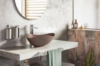Ohtake coloured basins: pushing the design of modern basins to the brim | Roca