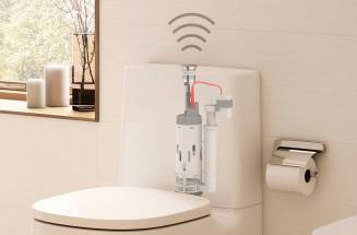 Transform the bathroom with a touchless flush │ Roca Life