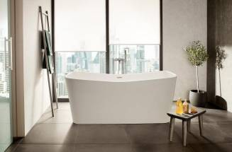 Modern freestanding baths: Choosing a tub-full of personality   Roca