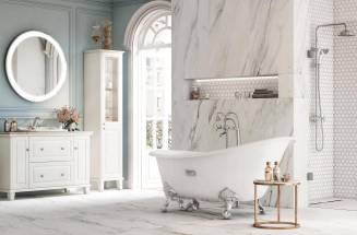 Take a dip in luxury with a cast iron bath | ROCA