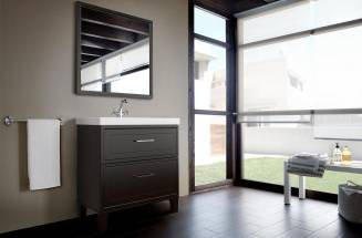 Romea, a traditional vanity unit with a modern touch