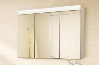 Increase the functionality of your bathroom by installing a bathroom mirror cabinet